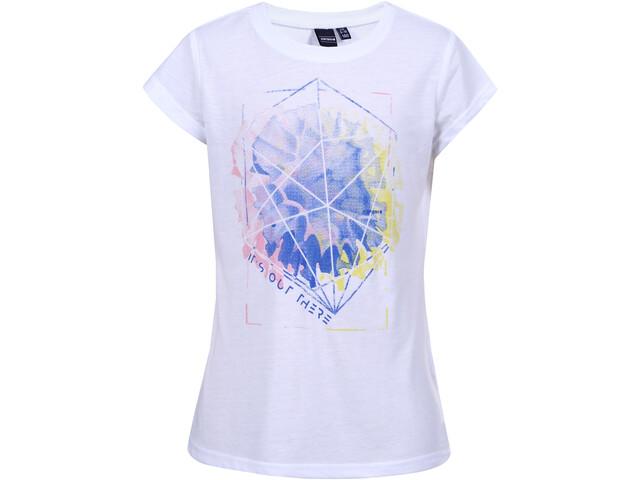Icepeak Tasha T-Shirt Fille, white